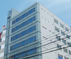 松山営業所外観